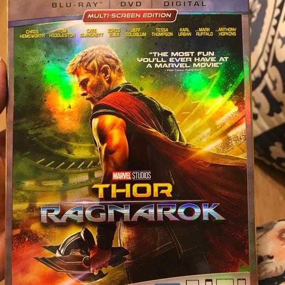 Other Thor Ragnarok Dvd Poshmark